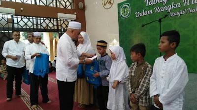 Kegiatan Sosial Dan Religi Warnai HUT Pupuk Kujang