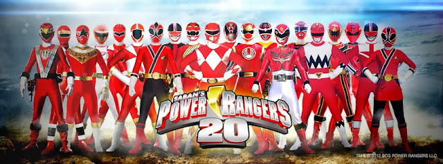 Power Rangers History