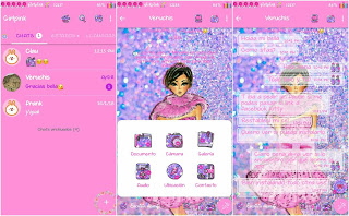 NSWhatsApp Mod Apk Girl Pink Edition Latest Version 2018
