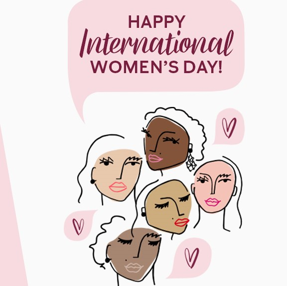 Happy International Women's Day from Mary Kay