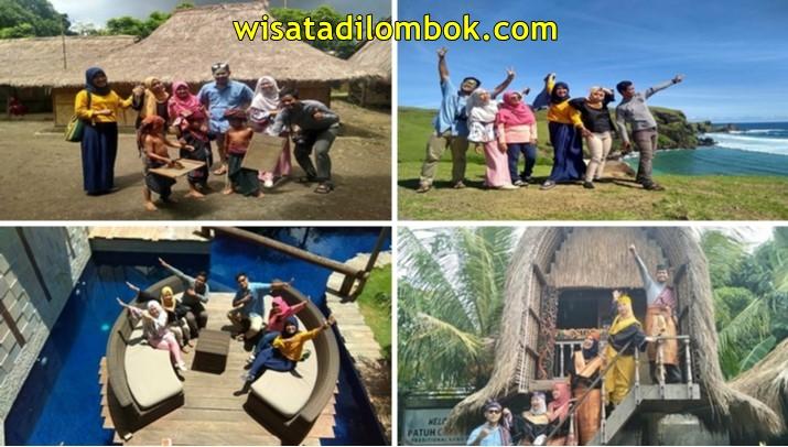 Paket Wisata di Lombok 2 Hari