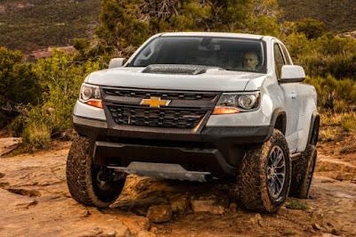 2018 Chevrolet Colorado ZR2, prix et date de sortie