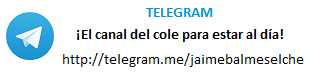 Canal Telegram: https://telegram.me/jaimebalmeselche