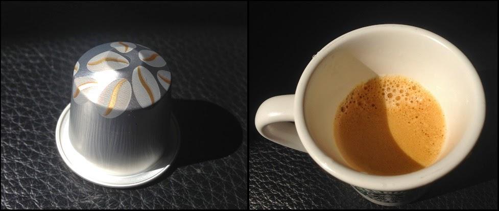 Café Nespresso Maragogype