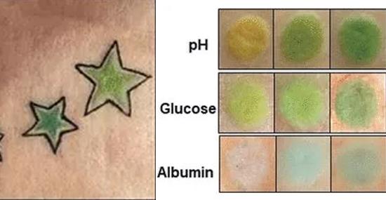 Tintas Tatuagem Mudam cor revelam doenças - Capa