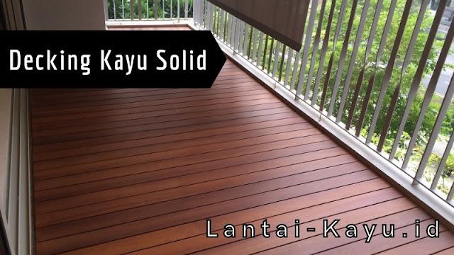 lantai terbaik untuk balkon