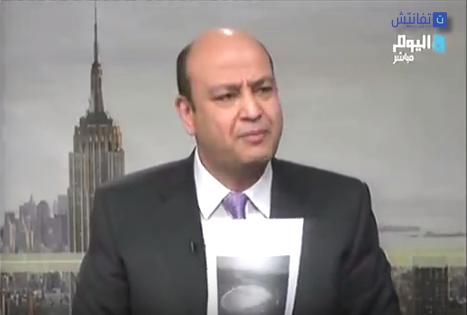 تصريحات عمرو اديب من الخارج : حلفاء السيسي باعوه بعد جمعة الارض وما يحدث في مصر الان ثورة