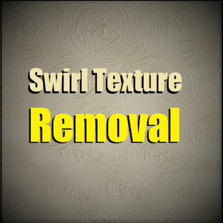 Swirl Texture Removal Pittsboro Siler City Chatham County NC