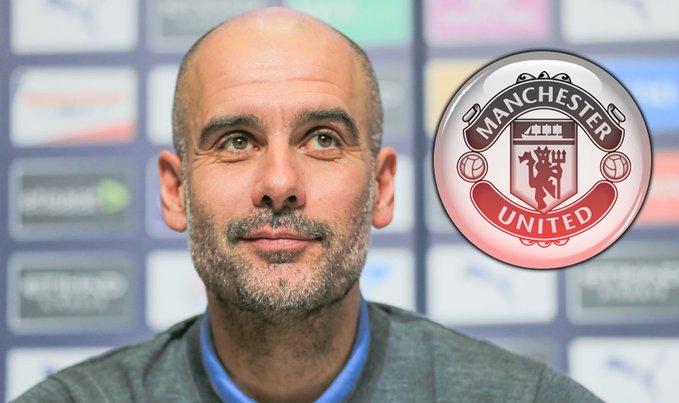 """I Would Never Take Man United Job"" - Man City Boss Pep Guardiola"