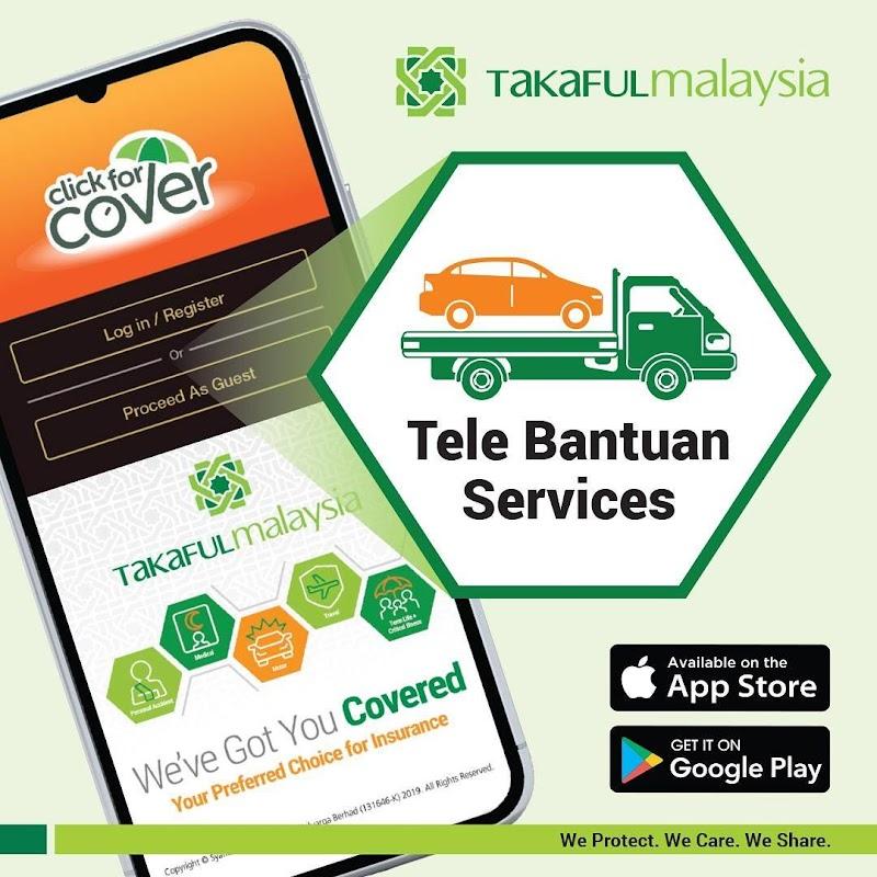 Mudahnya nak baharui insuran kereta dengan Takaful Malaysia