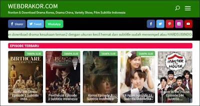 Situs Nonton Drama Korea Subtitle Indonesia - 3