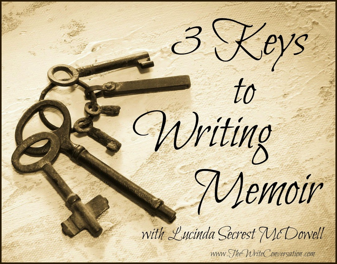 Good things to write about in a memoir