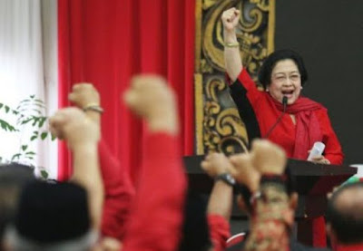 surat perintah Megawati
