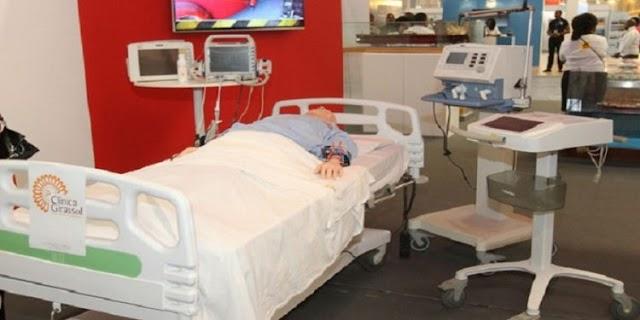 Covid-19 (Coronavírus): Morte de cidadão na clínica Girassol sob investigação - Saiba Aqui