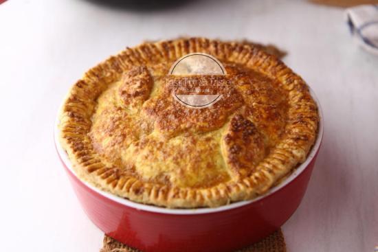 Resep Apple Pie JTT
