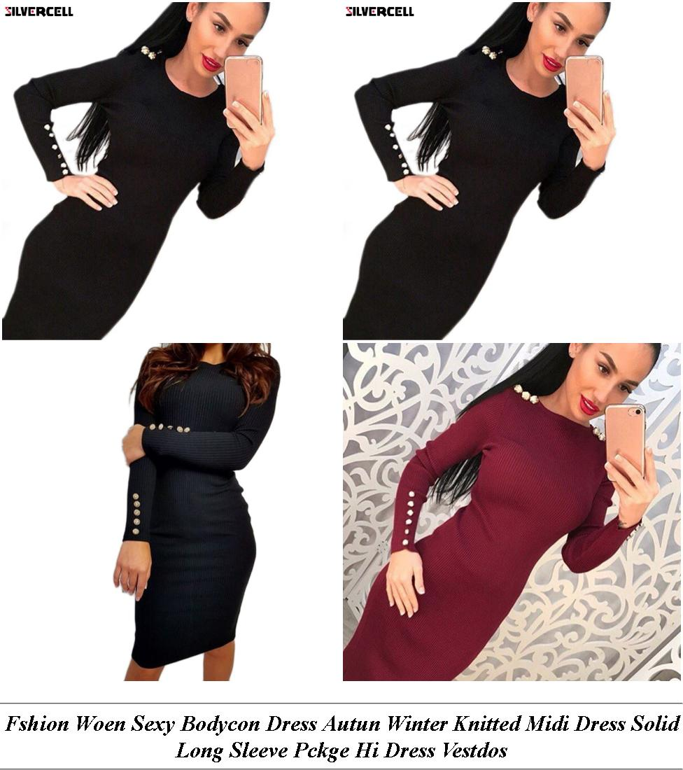 Womens Clothing Dresses - Winter Clearance Sale - Velvet Dress - Cheap Online Shopping Sites For Clothes