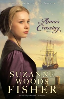 BookReview Anna's Crossing by Suzanne Woods Fisher