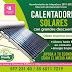 Desarrollo Social Ixtapaluca apoya con calentadores solares a bajo costo