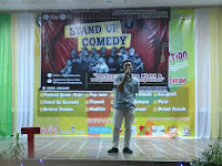 Stand Up Comedy Ramaikan Auditorium Mastur Jahri