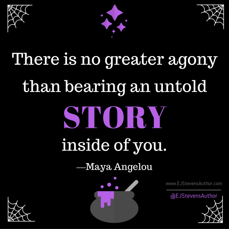 From the Shadows: #Writing Inspirational Quote: Maya Angelou