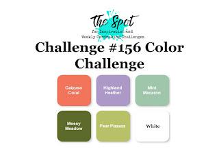 Challenge 156 - Color Challenge