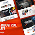 Indiro Factory and Industrial PSD Template