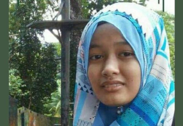 Gadis 16 Tahun Hilang Selepas Hadiri Orientasi Sekolah