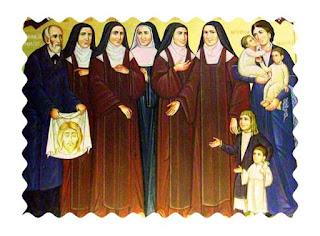 Famille Louis et Zélie Martin