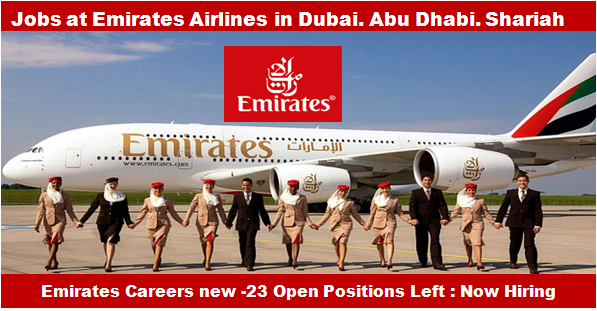 Jobs In Emirates Airline Knowledge Place
