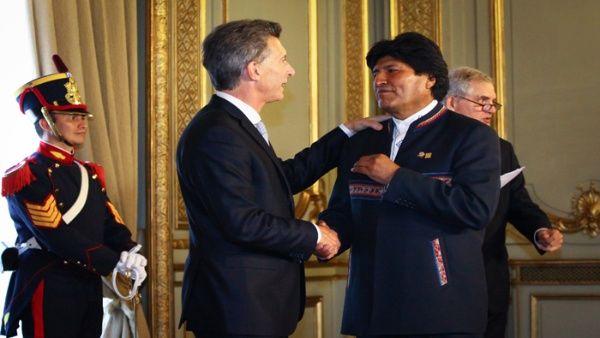 """Evo Morales califica de """"retroceso"""" las políticas contra migración"""