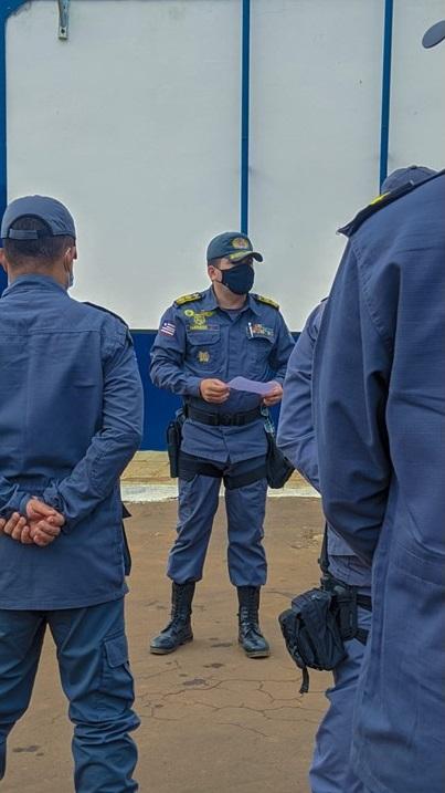 33º BPM reforça policiamento e estreita laços com a comunidade em Colinas