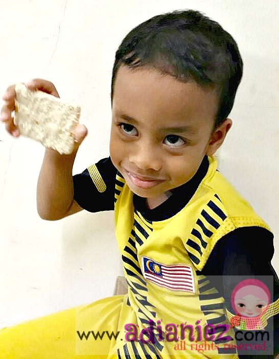 Biskut Gery Yang Viral Dah Salut Kelapa Pulak :)
