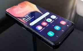 Cara Flash Samsung Galaxy A50S Bootloop