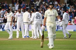 England vs India 1st Test 2021 Highlights