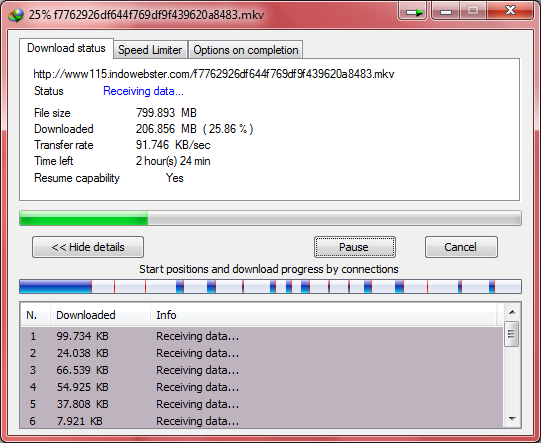 Internet Download Manager IDM Terbaru Serial