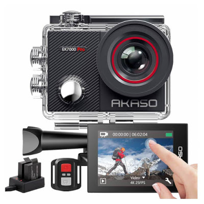 How to choose a good Action Camera?