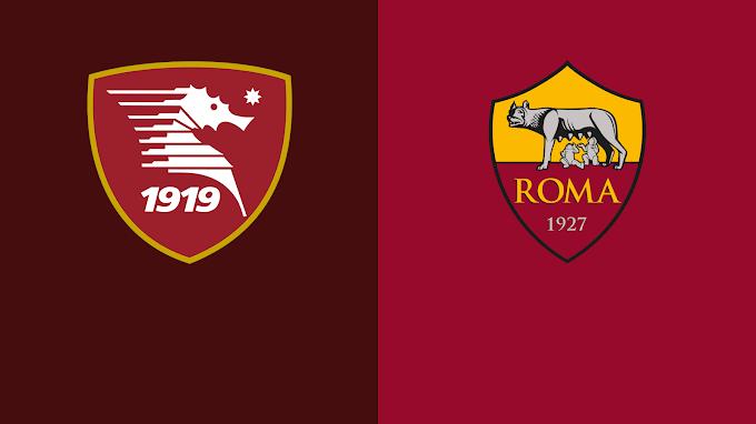Watch Salernitana vs Roma Matche Live
