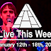 Live This Week: January 12th - 18th, 2020
