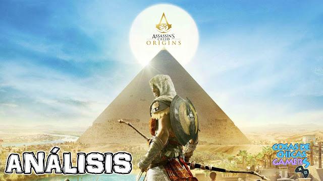 Análisis Creed Origins - Análisis
