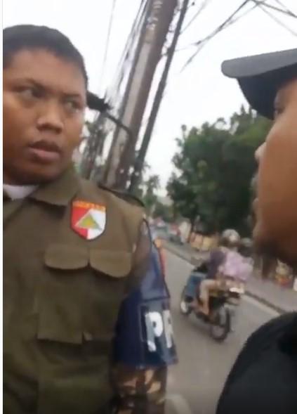 Video Viral! Banser Tetap Sabar Dipersekusi Dikatain Kafir dan Nama Hewan