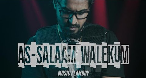 AS-SLAAM WALEKUM Lyrics- Emiway Bantai | Lyricspig