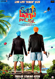 Watch Santa Banta Pvt Ltd (2016) Full Hindi Movie Online HD Download