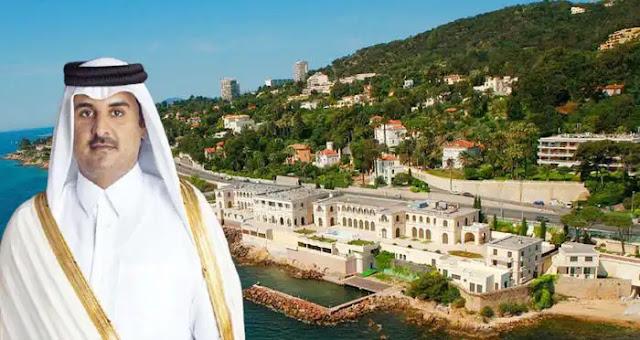 لصوص يقتحمون بالسلاح قصرا لأمير قطر في فرنسا وسرقة قطع ثمينة منه