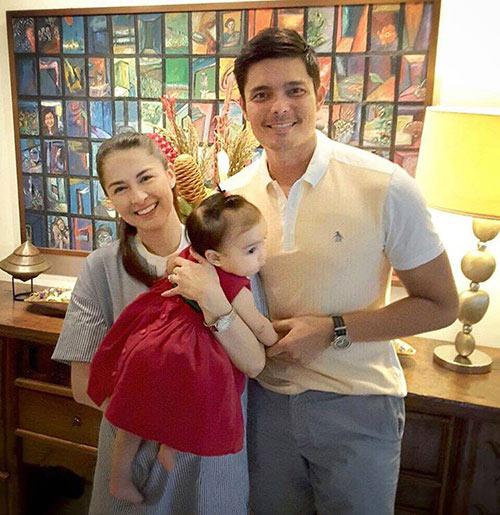 Ghen tị với gia đình 'đẹp toàn diện' của mỹ nhân có nhan sắc số một Philippines - 5