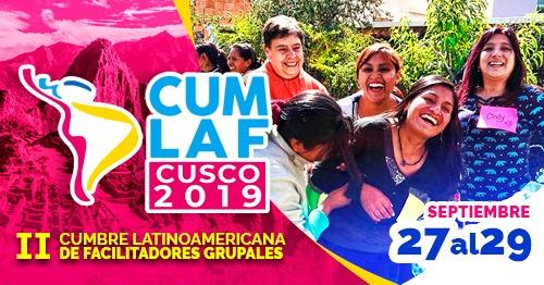 II Cumbre Latinoamericana de Facilitadores Grupales llega a Cuzco