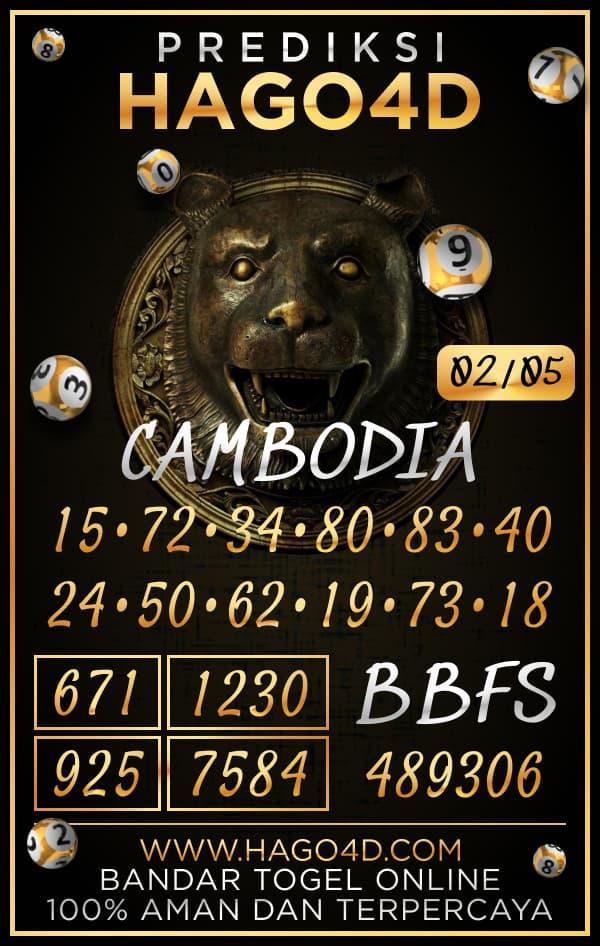 Hago4D - Rumus Togel Cambodia
