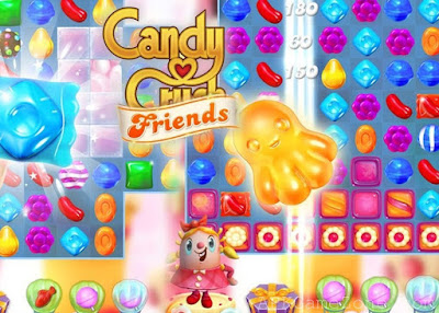 تحميل لعبة Candy Crush Friends Saga مهكرة للأندرويد [Mod Unlimited]