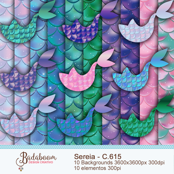 Sereia, cauda, cauda sereia, scrapbook, arte digital, arte personalizada, background, pattern, escama, escama sereia