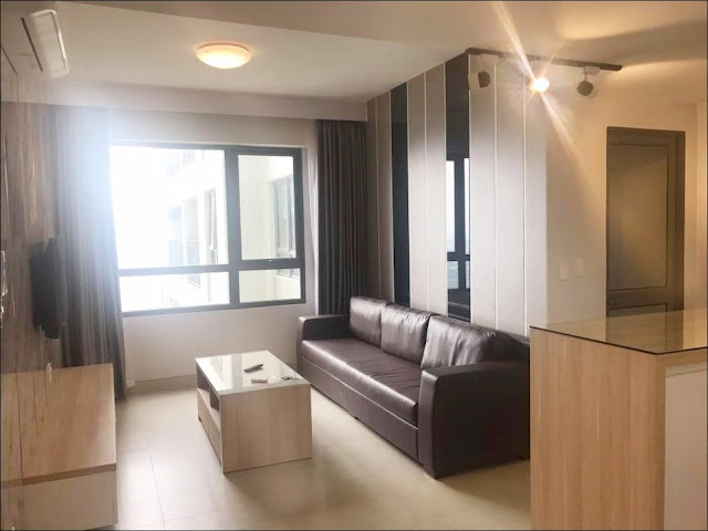 1 Bedroom Tower 4 Masteri Thao Dien apartment for rent fully furniture