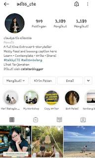 Inspiratif Instagram